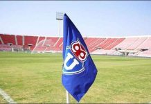 banderines Universidad de Chile