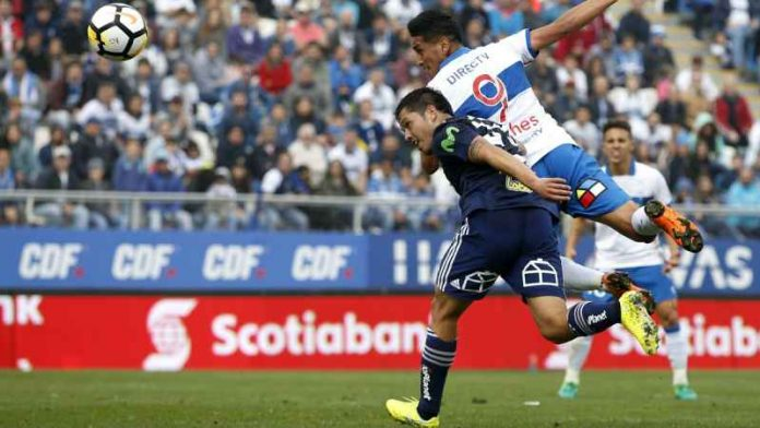 Catolica vs Universidad de Chile