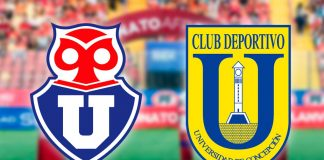 u vs u de concepcion