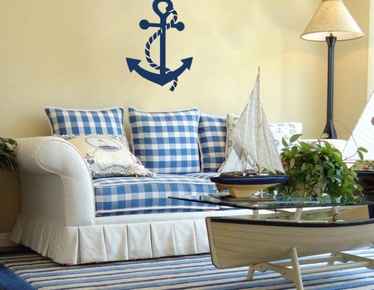 decoracion marinera