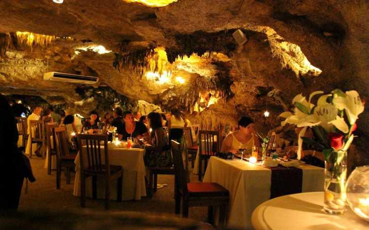 aluz caverna