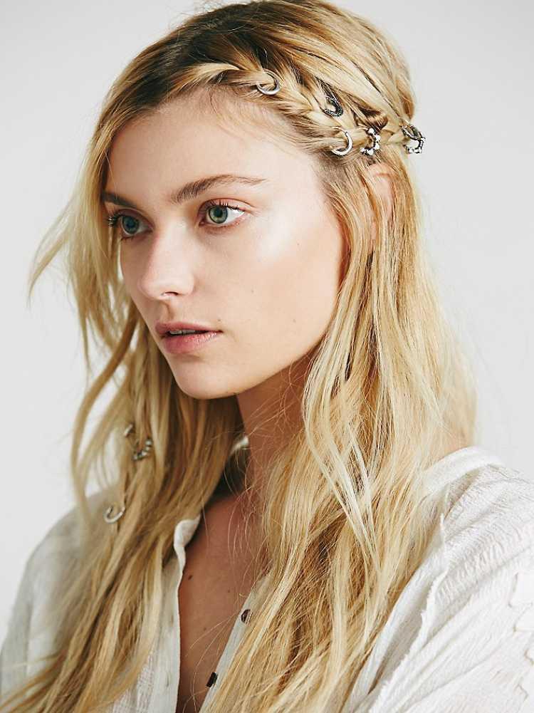 peinados con anillos 1
