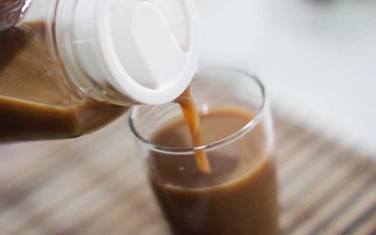 cafe helado hidratante