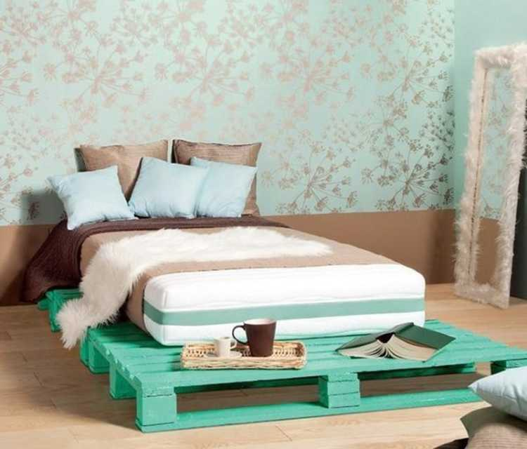 decoracion muebles de pallets