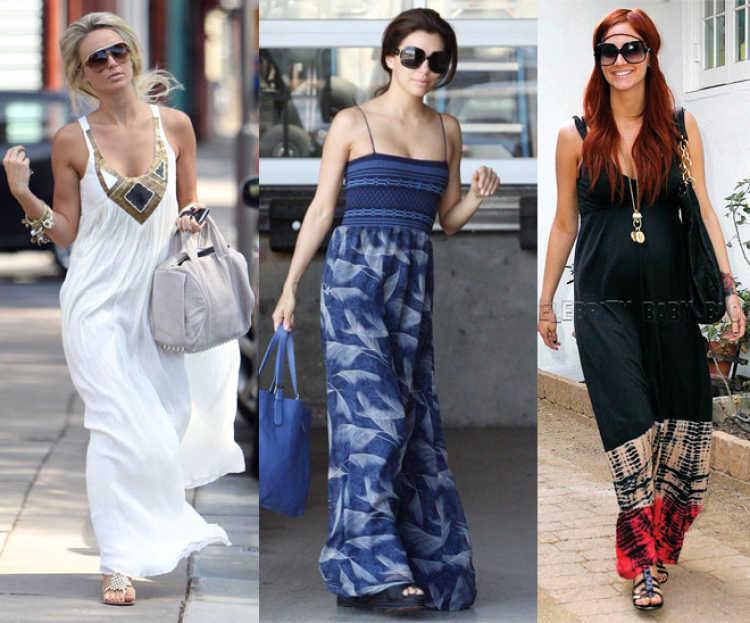 look maxi vestidos