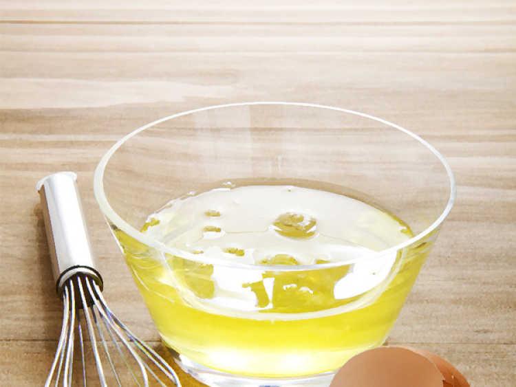 claras de huevo