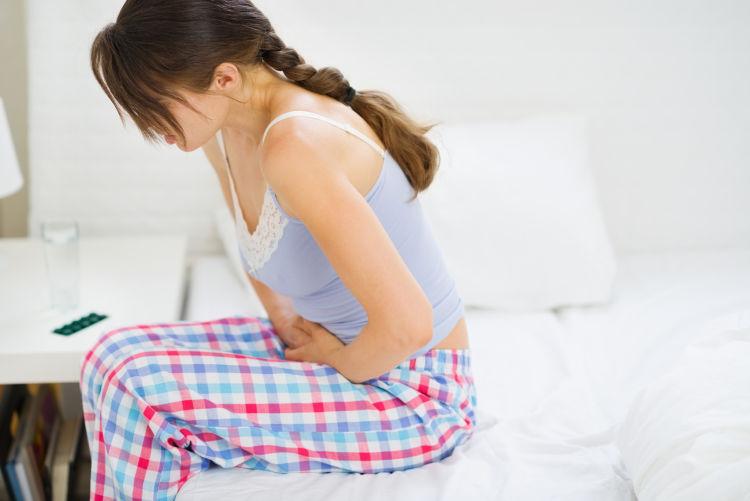 cosas a evitar durante el periodo menstrual