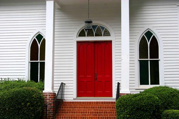 pintar puerta