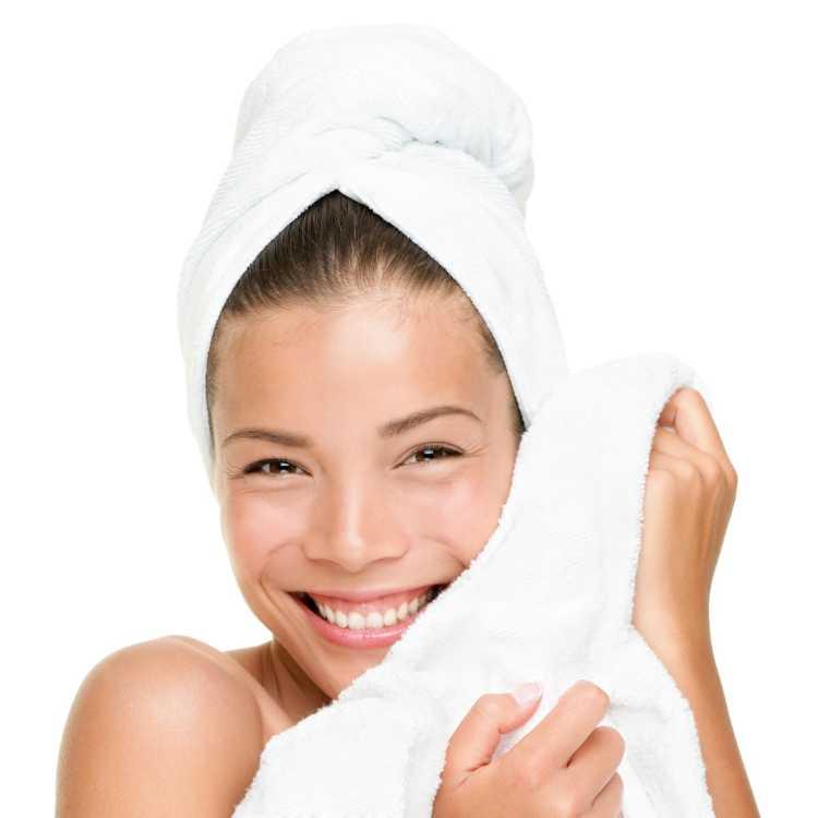 secar piel