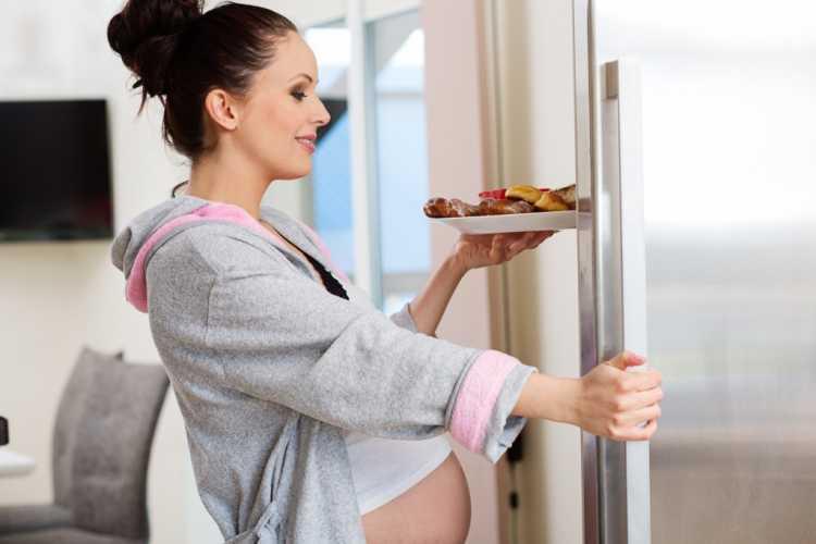 antojos embarazo