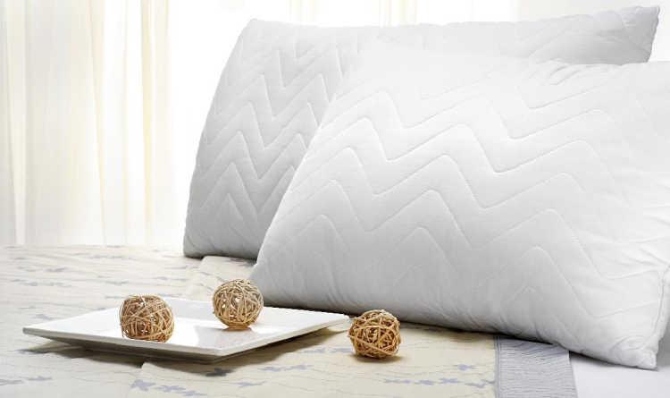 aspirar almohadas
