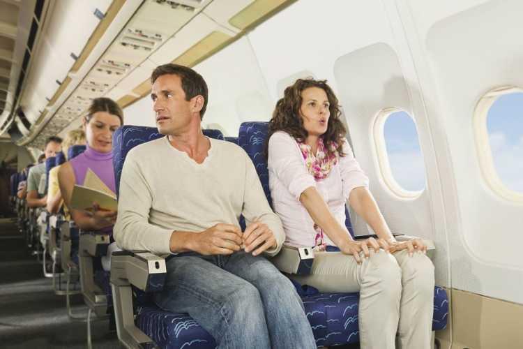 viajar en avion molestias