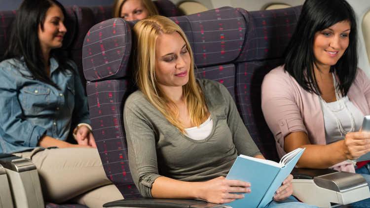 viajar en avion