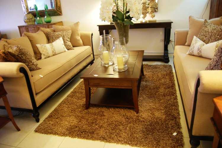 alfombra para la sala