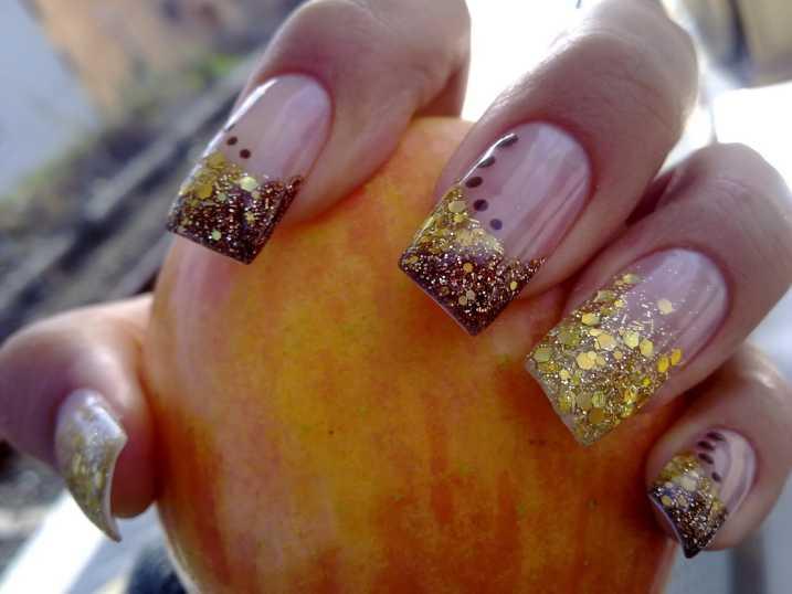 diseños uñas acrilico
