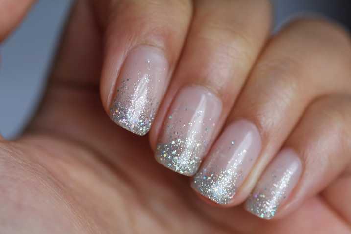diseños uñas encaje