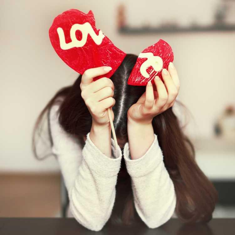 enfrentar una ruptura amorosa