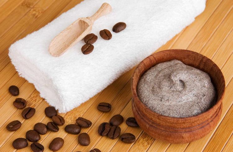 exfoliante cafe y coco