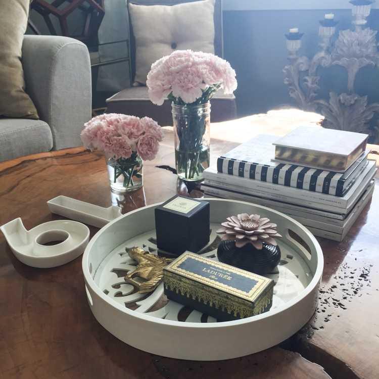 mesa de cafe sala