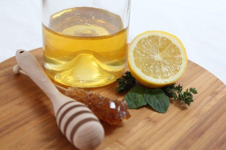 limon agua y miel