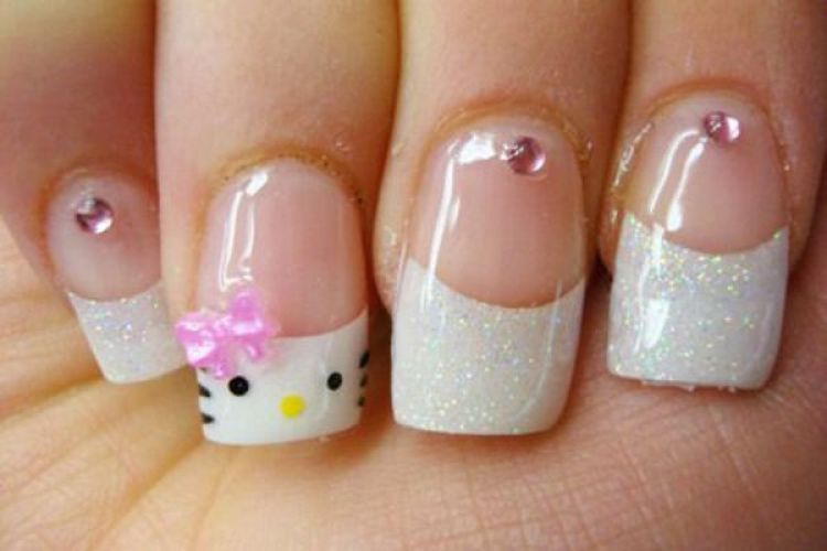 nails art boda