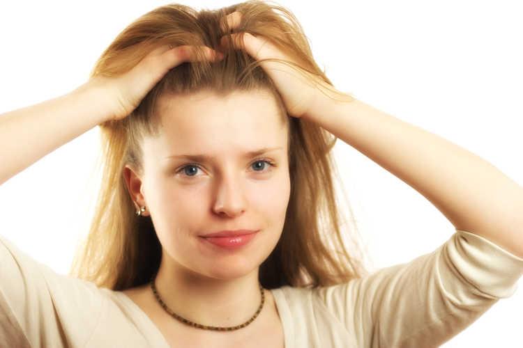 pelo opaco y fino