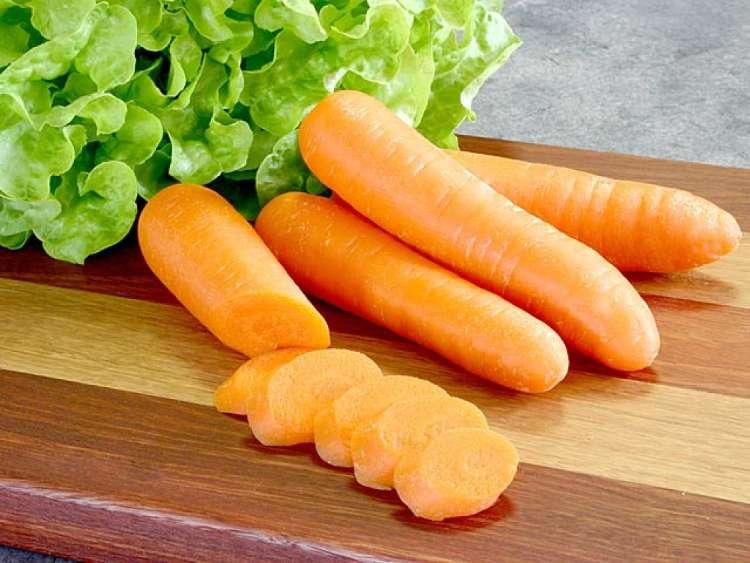 alimentos con betacarotenos