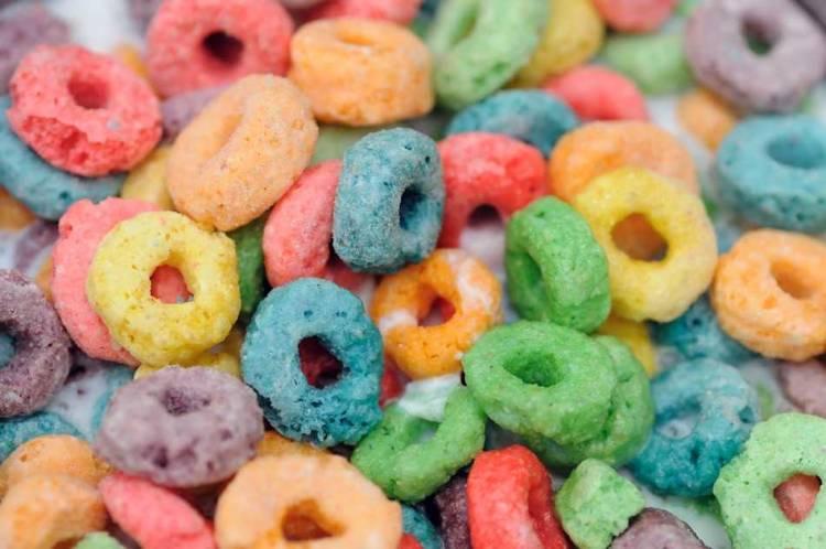 cereales con azucar