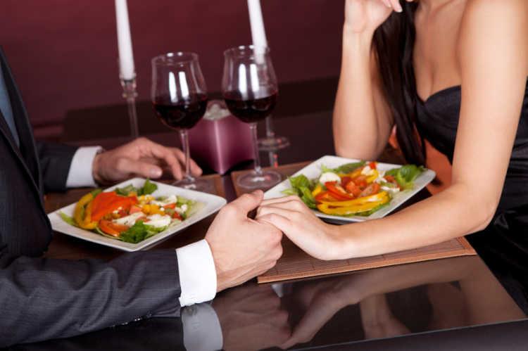 comer en restaurante