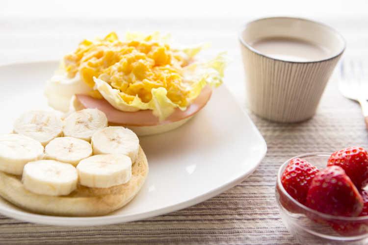 desayuno rico en proteinas