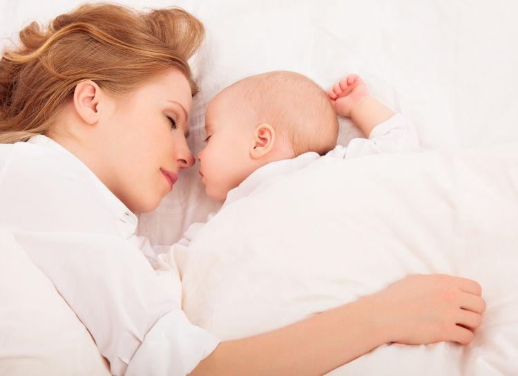 fortalecer vinculos con el bebe