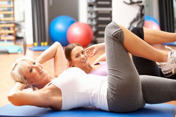 hacer ejercicios rejuvenece y estas son las razones