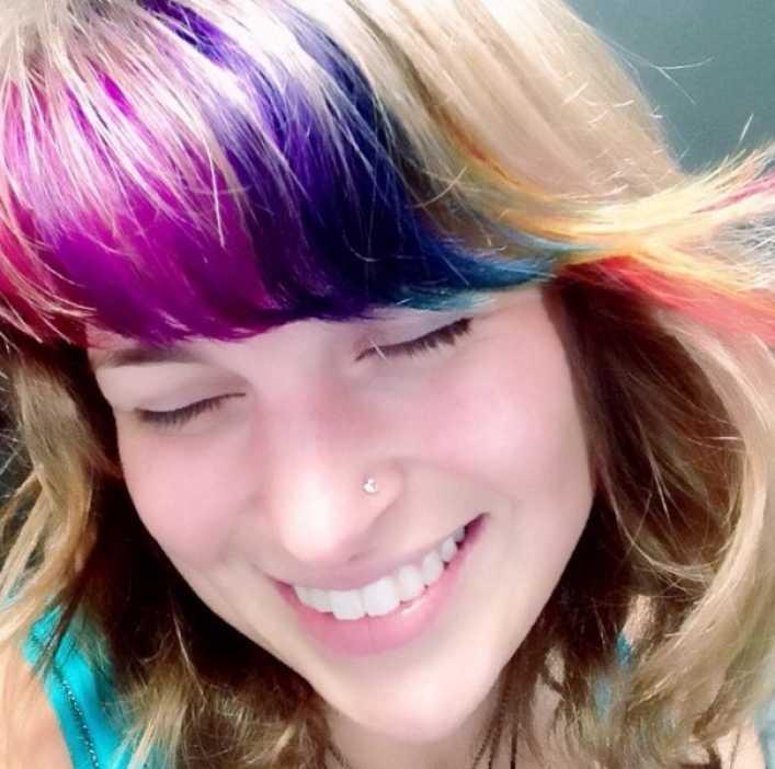 moda flequillos arcoiris