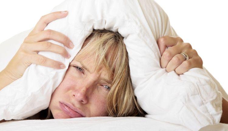 ojeras por dormir mal
