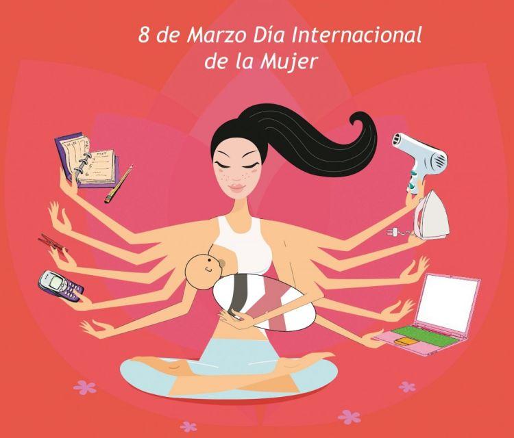 08 de marzo dia internacional de la mujer