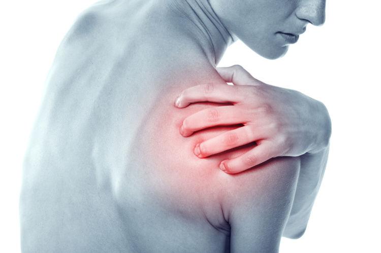 dolor por tendinitis