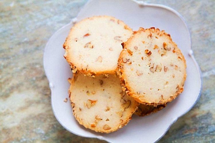 galletas con queso