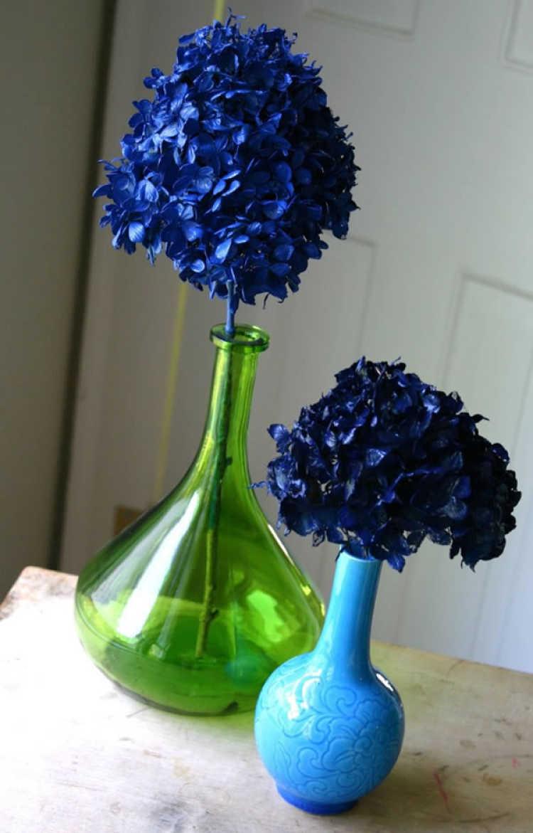 hortensias para decorar