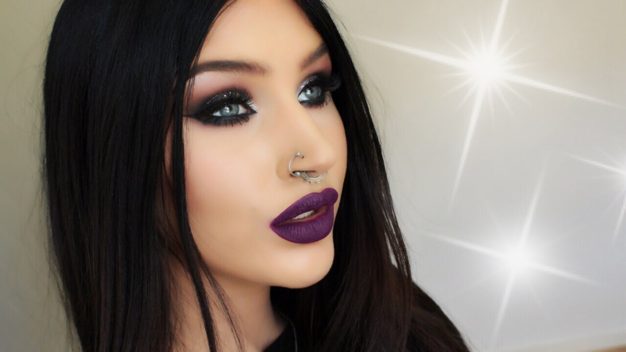 labial shock violeta