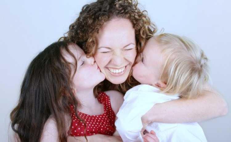 mama y sus hijos