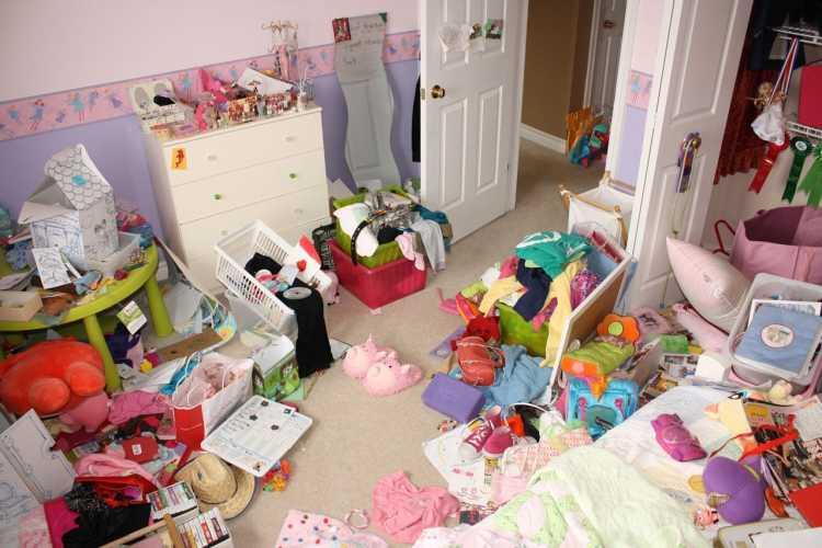 ordenar habitaciones