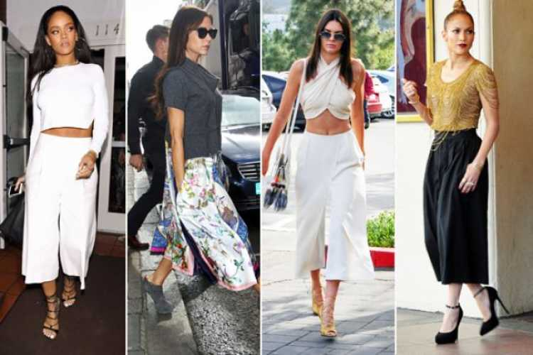 outfits pantalon culotte