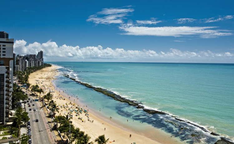 playa boa vigem brasil