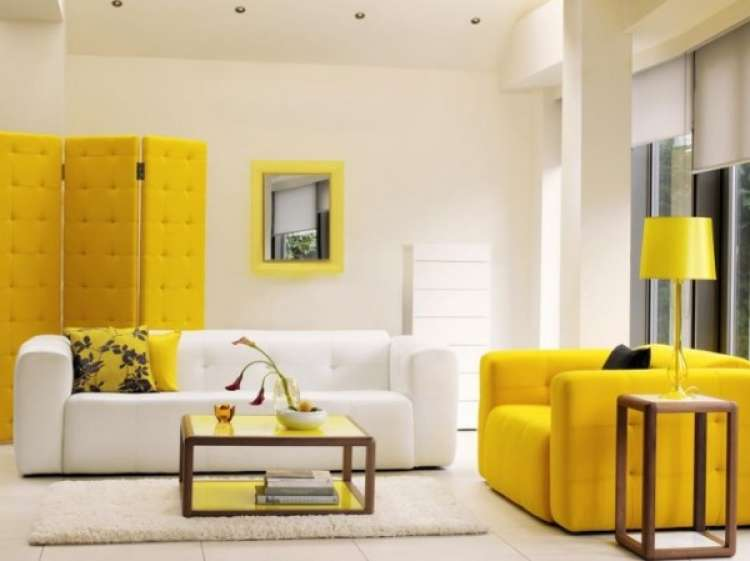 tendencia color amarillo