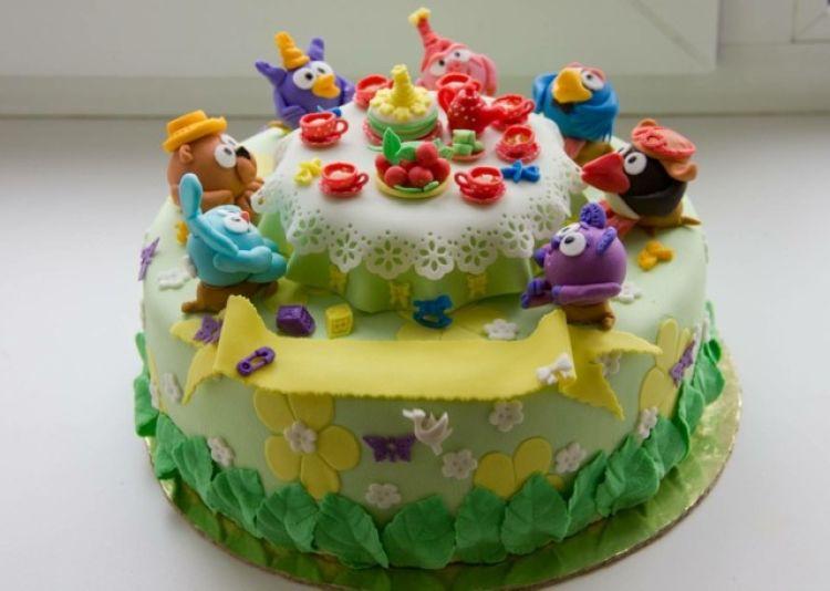 torta de animales
