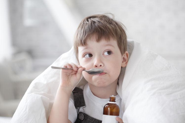 automedicar a niños