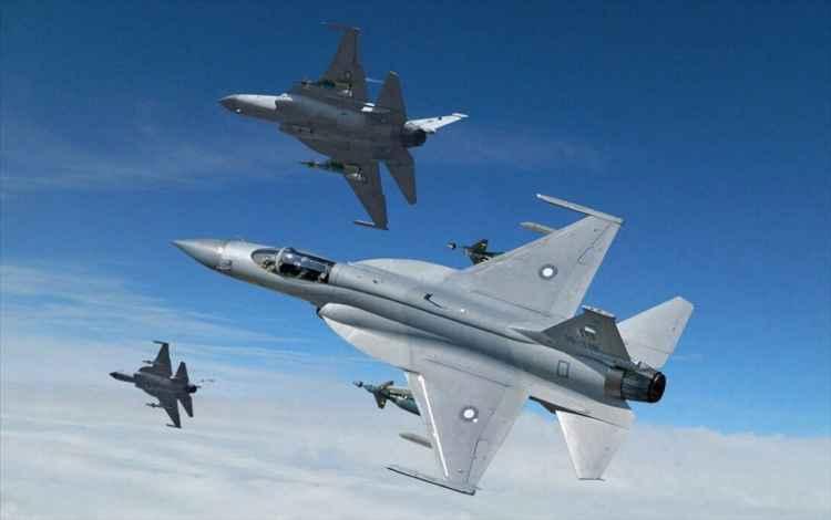 aviones de guerra china