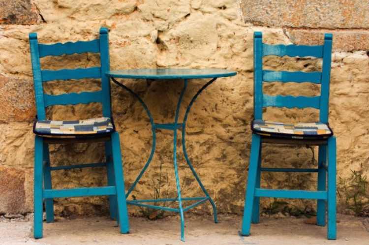 muebles reciclados vintage