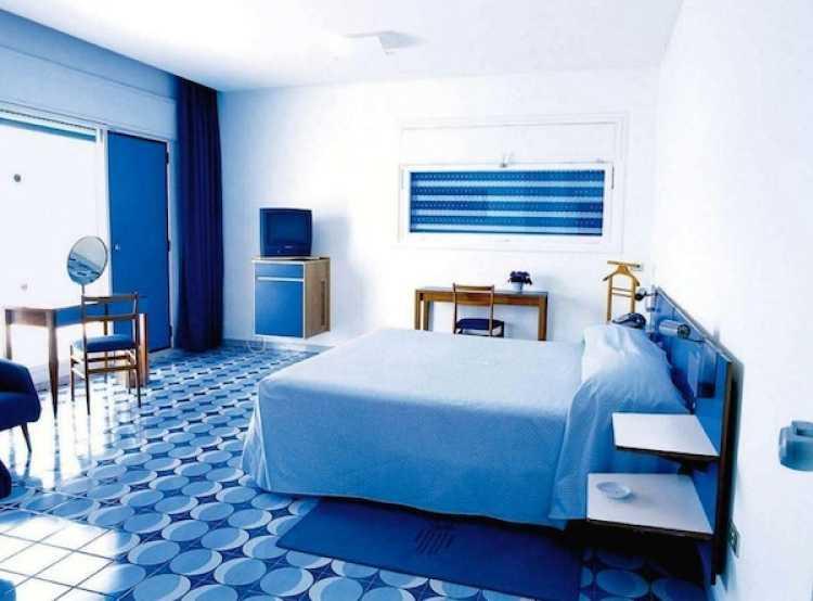 pisos azules