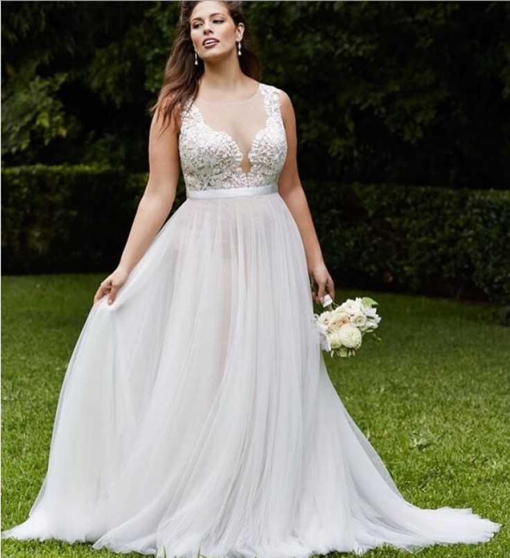 vestido novia ecsote profundo